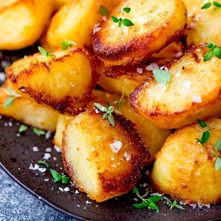 Roast potatoes - Wine House Restaurant