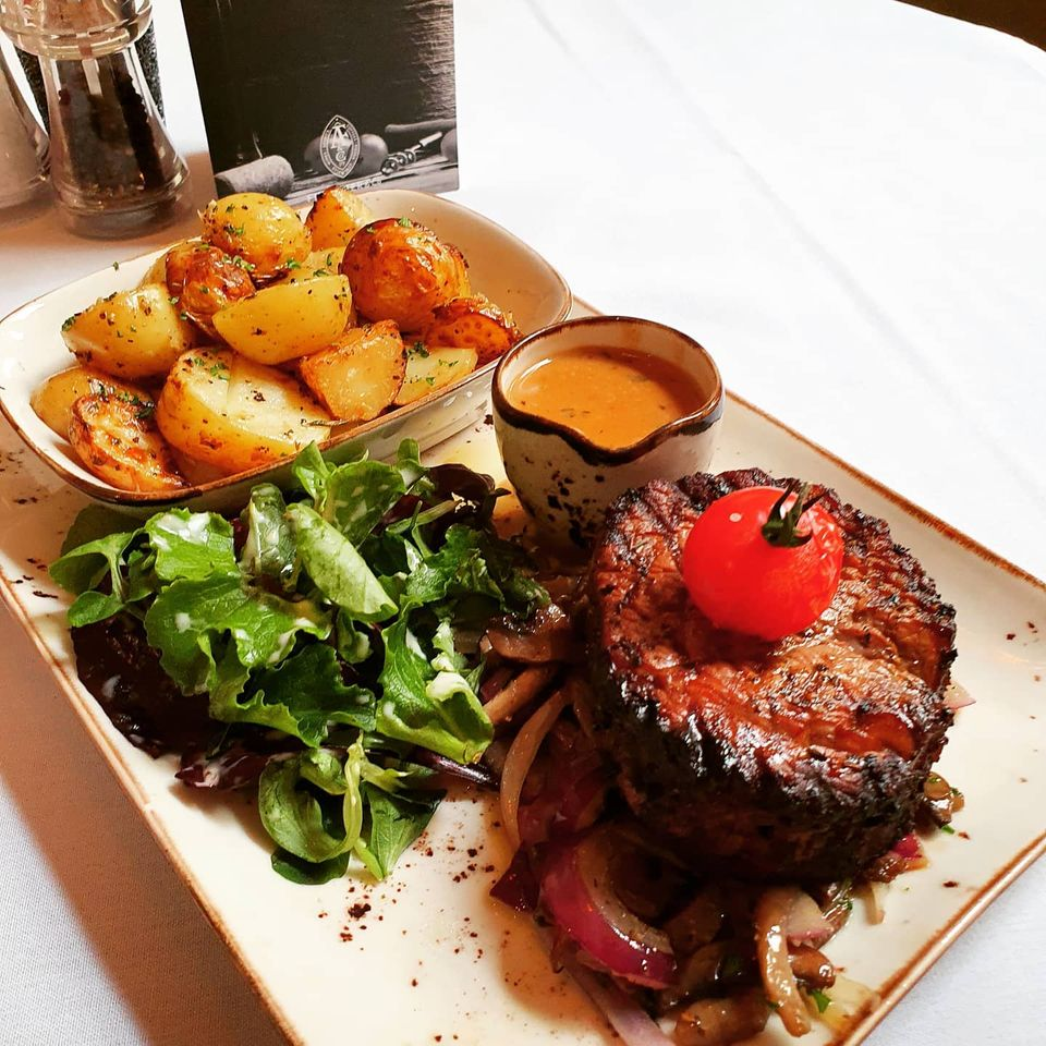 Fillet Steak - Wine House Restaurant