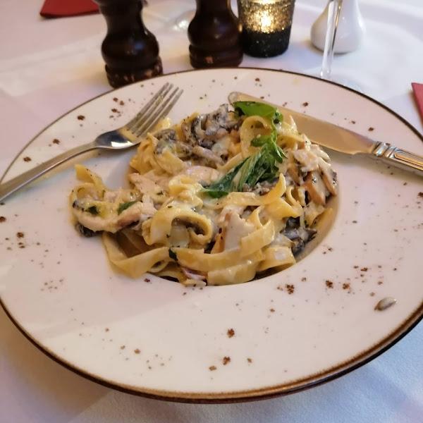 Pasta - Tagliatelle Wine House