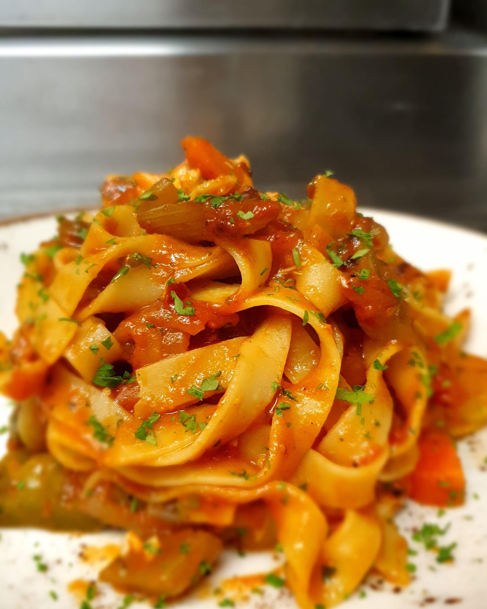 Pasta - Veg - Wine House