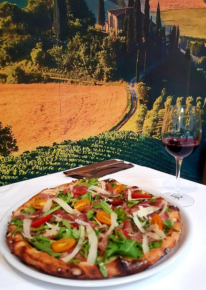 Pizza - Wine House