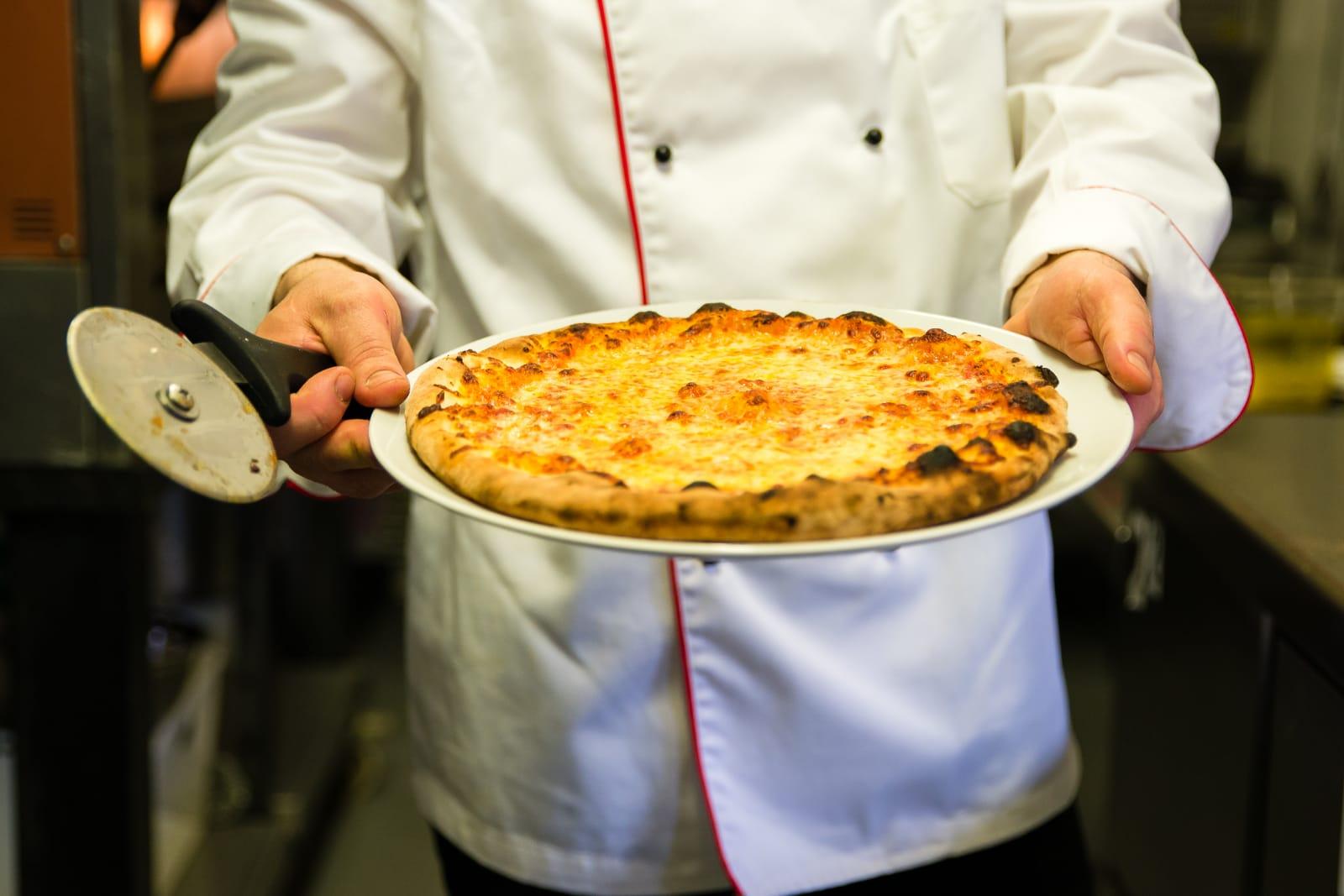 Wine House Chef Pizza