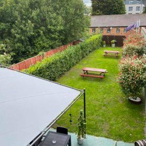 Wine House Garden
