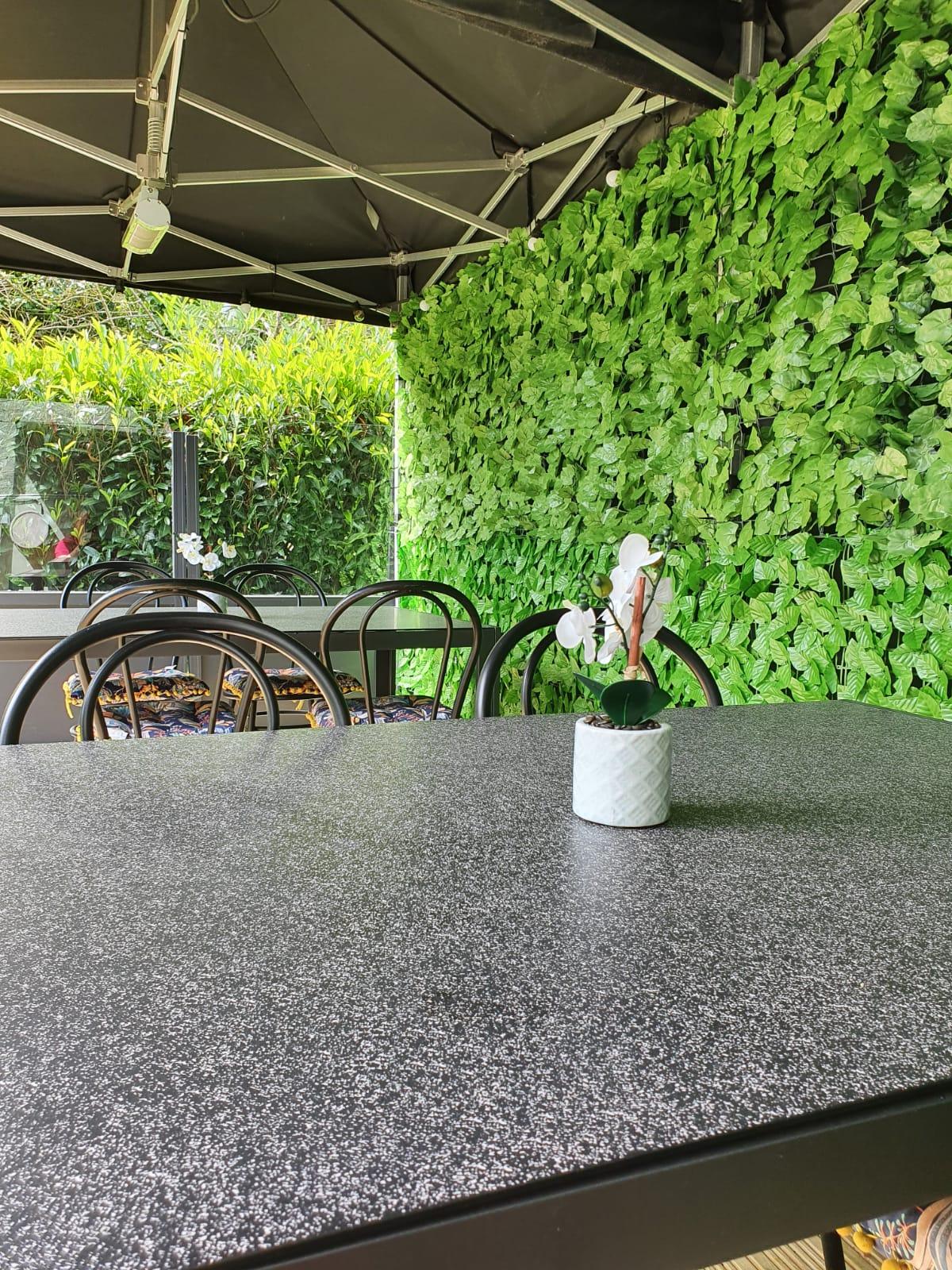 Dinning Table - Outdoor Dinning - Wine House Restaurant