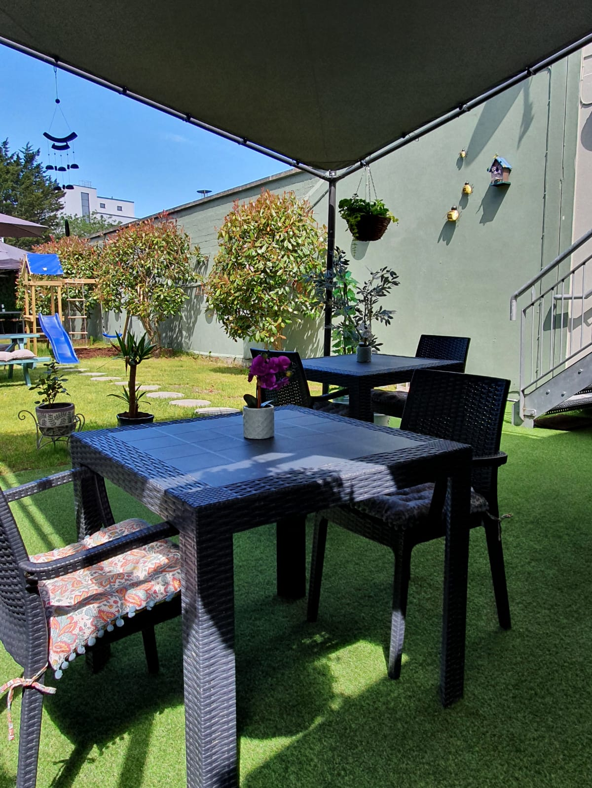 Private Outdoor Dinning - Outdoor Dinning - Wine House Restaurant